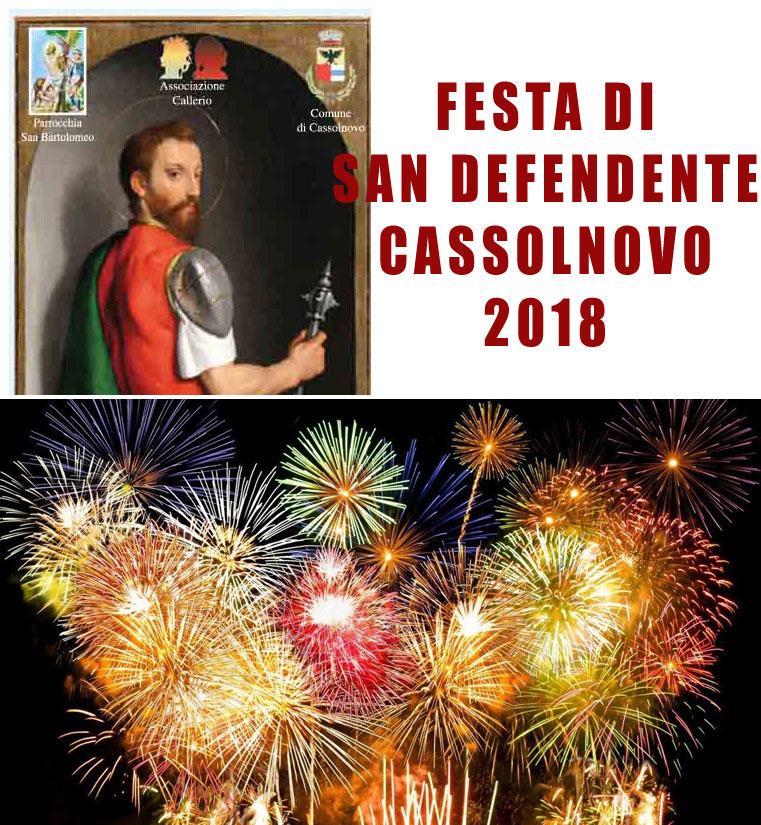 Festa di San Defendnete
